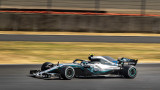 Bottas and Mercedes Benz