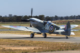 Latest Flying Spitfire to join the Airshow Circus