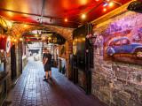 Side Entry to Nancy Blake's Outside Bar Area