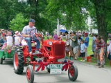 Fourth of July Parade in Strafford Village