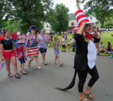 Strafford Village Independence Day Parade