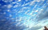 Plano Holandés, nubes mediterraneas