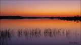 Sunset at the Ringselvennen Budel-Dorplein