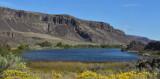 Washington Hwy 17 from Soap Lake to Dry Falls