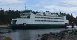Port Townsend to Keystone ferry