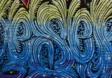 Urban graffiti art of Vancouver