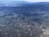 Flight from San Jose to Phoenix - February, 2020