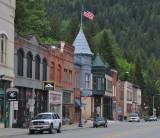 Wallace, Idaho - May 2012
