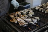 MIYAJIMA ISLAND IS KNOWN FOR ITS OYSTERS