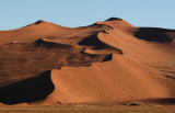 Sossusvlei - Salt&Clay Pan in Namibia