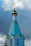 Eglise orthodoxe de Tous-les-Saints de Strasbourg.