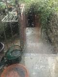 It's getting quite wet