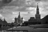 Lenin's Tomb and St. Basil