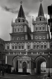 The entrance to Red Square