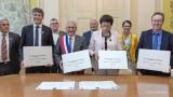 30ème anniversaire du jumelage entre Untergrombach (D) et Ste-Marie-aux-Mines (F)
