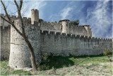 Remparts de la Cité de Carcassonne.