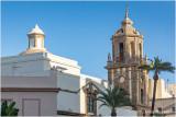 A Cadix, Andalousie-Espagne.