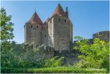 Balade dans la Cité à Carcassonne