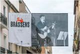 Itinéraire Georges Brassens à Sète
