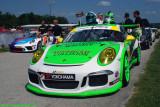 GT3G ACI Motorsports  Curt Swearingin