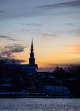 Sunrise on February 13 day 334 of covid lockdown .jpeg
