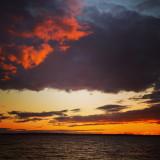 Sunset on October 28 2021JPG