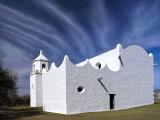 Moods of Mission Espiritu Santo, Goliad State Park, a Texas State Historical Site