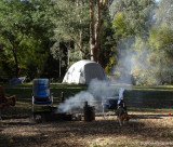 Camping area off the King Valley Road