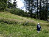 Walk to Blatten