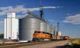 Grain Elevators of the United States