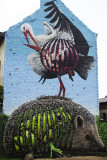 Latest work of Cee-pil in Gent Belgium.