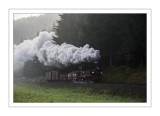 Pressnitztal Autumn steam Freight trains