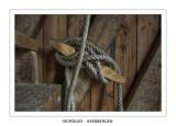 The brake rope