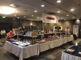 Some of the vendors at MARPM