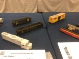 S scale makes an awesome appearance at the show.  Models by Tom Putthast.