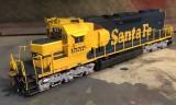 ATSF SD39u