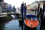 Morning on Grand Canal