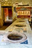 Kitchen in Pompeii