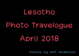 Lesotho (April 2018)