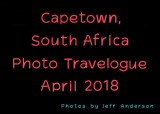 Capetown, South Africa (April 2018)
