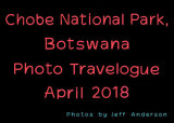 Chobe National Park (April 2018)
