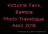 Victoria Falls, Zambia (April 2018)