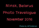 Minsk, Belarus cover page.
