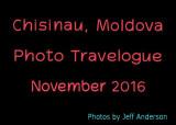 Chisinau, Moldova (November 2016)