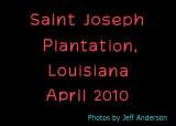 Saint Joseph Plantation (April 2010)
