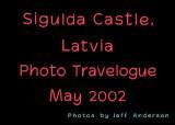 Sigulda Castle, Latvia (May 2002)