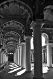 Le palais du Nayak Tirumalai IMG_7967BW.jpg