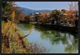 Matin d'automne à Kyoto.
