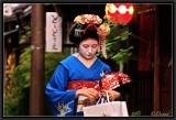 Gion Scene.