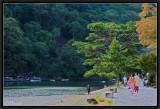 Balade à Arashiyama..